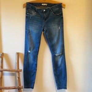 Zara Woman Skinny Jeans